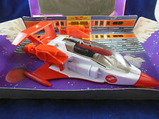 Vintage Dinky Toys 368 Zygon Marauder with Cut Out Space Station
