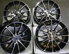 "15"" BMF FORCE 4 ALLOY WHEELS FITS FORD ESCORT FIESTA MONDEO FUSION B MAX COUGAR"