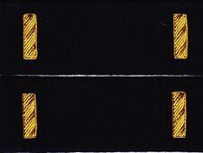 Civil War 1st Lieutenant Shoulder Board-Shoulder Strap (Subdued) w/Free $20 Coin