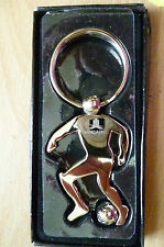 Key Rings- MANGAUNG City on the Move (Stainless Steel, 9x3.8 cm) with box