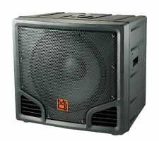 Mr. Dj PRO-SUB15 15-Inch 3000W Maximum Peak Power Subwoofer with Crossover