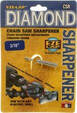 "EZE-LAP Diamond Chainsaw Chain Saw Sharpener Grinding Stone 3/16""    CSR316"