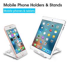 Universal Foldable Ständer Anker Halterung Handy Tablet Multi-angle Holder NEU