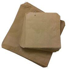 Brown Kraft Paper Bag 7x7 (pk 100) Fruit, Sweets, Crafts