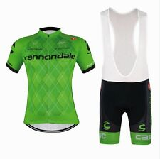 Completo ciclismo/Cycling Jersey and pants  Team Cannondale green