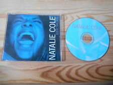 CD pop Natalie Cole-Livin 'for Love (5 chanson) promo MCD Elektra