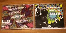 AN OVERDOSE OF HEAVY PSYCH - VARIOUS - 1996 CD - GARAGE PSYCH BEAT KILLER