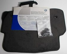 NEW GENUINE VW Passat B5 2003-2005 rear carpet mats set 3B0 061 226 EC