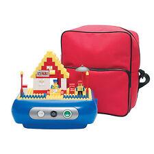 Pediatric Nebulizer Townhouse Lego Model Drive Medical Medquip Aerial MQ7000