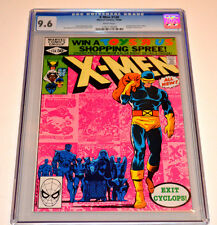 X-MEN #138 CGC Graded 9.6 NM+ DAZZLER appearance FUNERAL of JEAN GREY WHITE PGS.