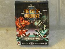 The Eye Of Judgement Starter Deck 2007 PlayStation 3 (New Unopened)