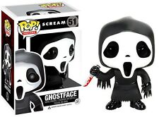 FUNKO POP! MOVIES: SCREAM - GHOSTFACE 51 VINYL w/ PRIORITY SHIPPING