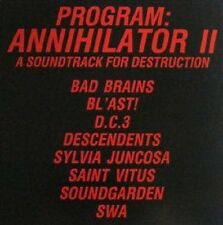 Various Artists - Program Annihilator Vol 2 - Blast Saint Vitus Bad Brains NEW