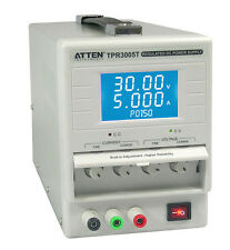 ATTEN TPR3005T single Adjustable constant DC regulated power supply 150W 30V 5A