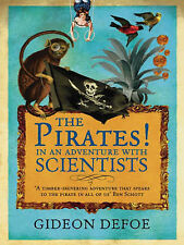 The Pirates! In an Adventure with Scientists, Gideon Defoe