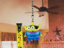 Disney Toy Story Little Green Men Ceiling Fan Pull Light Lamp Chain K1324