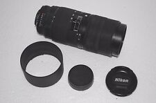 Nikon 70-180mm Zoom Micro Macro f/4.5~f/5.6 AF-d ED, cheapest in UK - BARGAIN