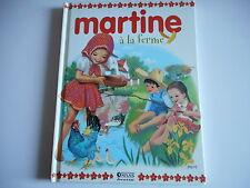 MARTINE A LA FERME - EDITIONS ATLAS JEUNESSE