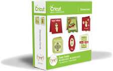 Christmas Cards Cricut Seasonal Cartridge - Brand New Sealed In Package