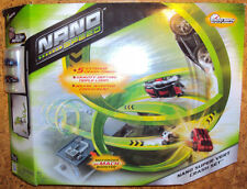 NANO Speed Super Vert Crash Set New In Box DV8 Frazer cars included