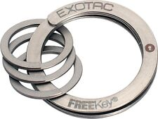 Exotac FreeKey System 2825 Easy to use key ring