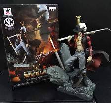 danpresto One Piece Scultures Championship Hawk Eye Dracule Mihawk figure #ld9