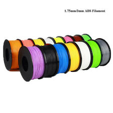 Multi-colors Createbot 3D Printer Filament 1.75mm/3mm 1kg/2.2lb ABS Material