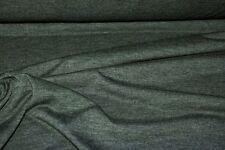 1,20m italienischer Jersey Stoff grau meliert 8,33€/m #0104