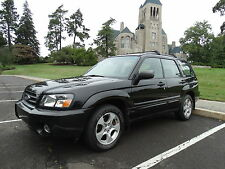 Subaru : Forester 4dr 2.5 XS M