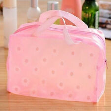 Portable Makeup Cosmetic Toiletry Travel Wash Toothbrush Pouch Bag Organizer D11