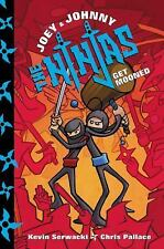 Joey and Johnny, the Ninjas: Get Mooned-ExLibrary