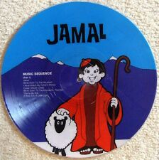 """Jamal - Children's Musical For Christmas -12"""" Picture Disc LP - USA - 1978 - NEW"""