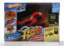 Hot Wheels RC Terrainac Twister 27 MHZ Red NEW