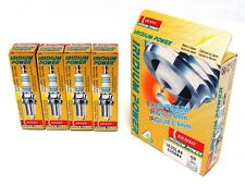 DENSO IRIDIUM POWER Spark Plugs IUH24 5368 Set of 4