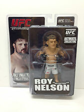 ROY NELSON ROUND 5 UFC ULTIMATE COLLECTORS SERIES 8 REGULAR EDITION FIGURE