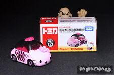TOMICA Dream Hello Kitty Stripe Ribbon (Japan ver.)