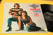 SONNY & CHER LP THE WONDROUS WORLD 1°ST ORIG ITALY 1966 EX+ ! LAMINATED !!!!!!!!