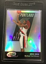 2007 eTopps #11 Greg Oden RC Rookie - Trailblazers #/1499 In Hand FREE SHIPPING