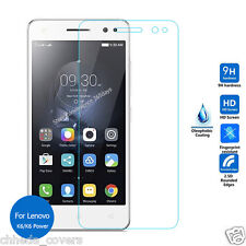 Premium Curved Edges 2.5D Tempered Glass Screen Protector For Lenovo K6 Power