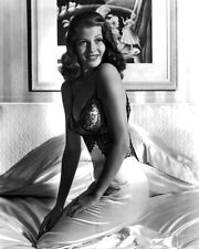 American Actress Dancer RITA HAYWORTH Glossy 8x10 Photo Print Model Poster