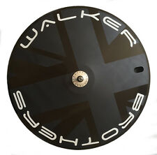 "Walker ""REVO 2"" Brothers rear track wheel TUBOLARE 700c ruota a disco fisso"