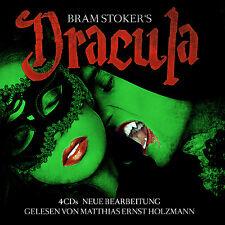 Hörbuch CD Bram Stoker's Dracula 4CDs