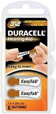 Duracell Activair Hearing Aid Batteries Size 312 (160 Batteries)