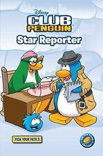 Star Reporter 3 (Disney Club Penguin), Tracey West, Good Book