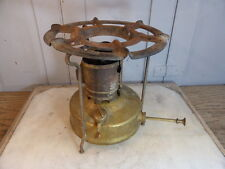 Antique Primus Swedish brass paraffin stove