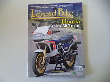 LEGEND BIKE 10/2009 HONDA CX 650 TURBO/GUZZI LODOLA GT 235/DKW ARe 175/HUMBER