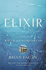 Elixir: A History of Water and Humankind-ExLibrary