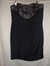 Wedding Party Evening M&S Strapless Dress Size UK 12. Limited collection.