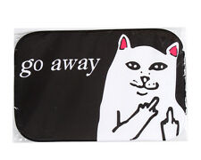 Home Decor Go Away Cat Area Rug Carpet Bathroom Floor Mat Dining Room 40*60cm O