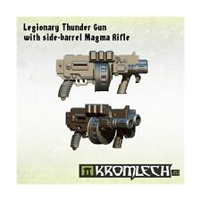 Kromlech BNIB legionary Thunder Pistola Con side-barrel Magma Rifle (5) krcb137